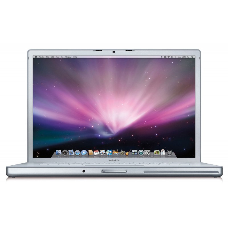 macbook pro 17 core 2 duo 2 5 apple superdrive occasion. Black Bedroom Furniture Sets. Home Design Ideas