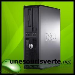 TOUR DELL 320 Windows Vista