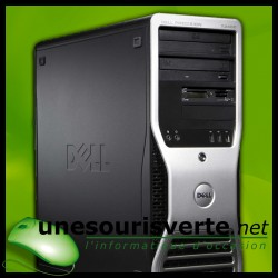 DELL PRECISION T3400 250Go