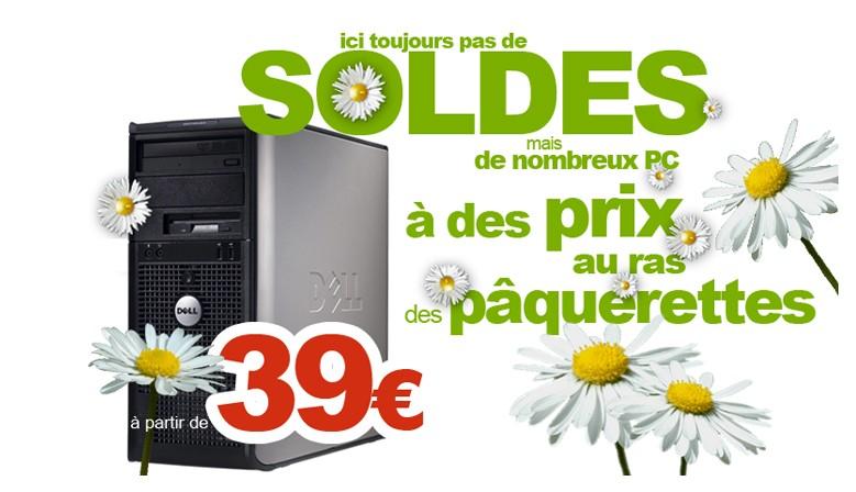 PC de bureau Windows 7 à partir de 39 Euros !